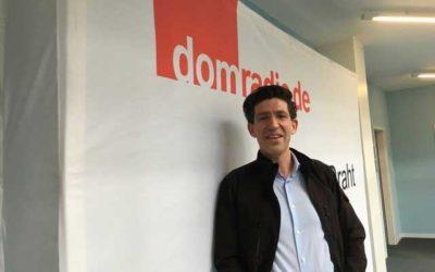 Der Puppendoktor zu Gast beim Kölner Domradio